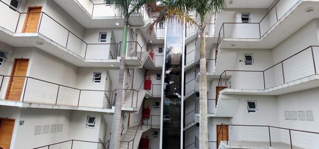 Apartamentos Verticais – Prédio 5 Andares